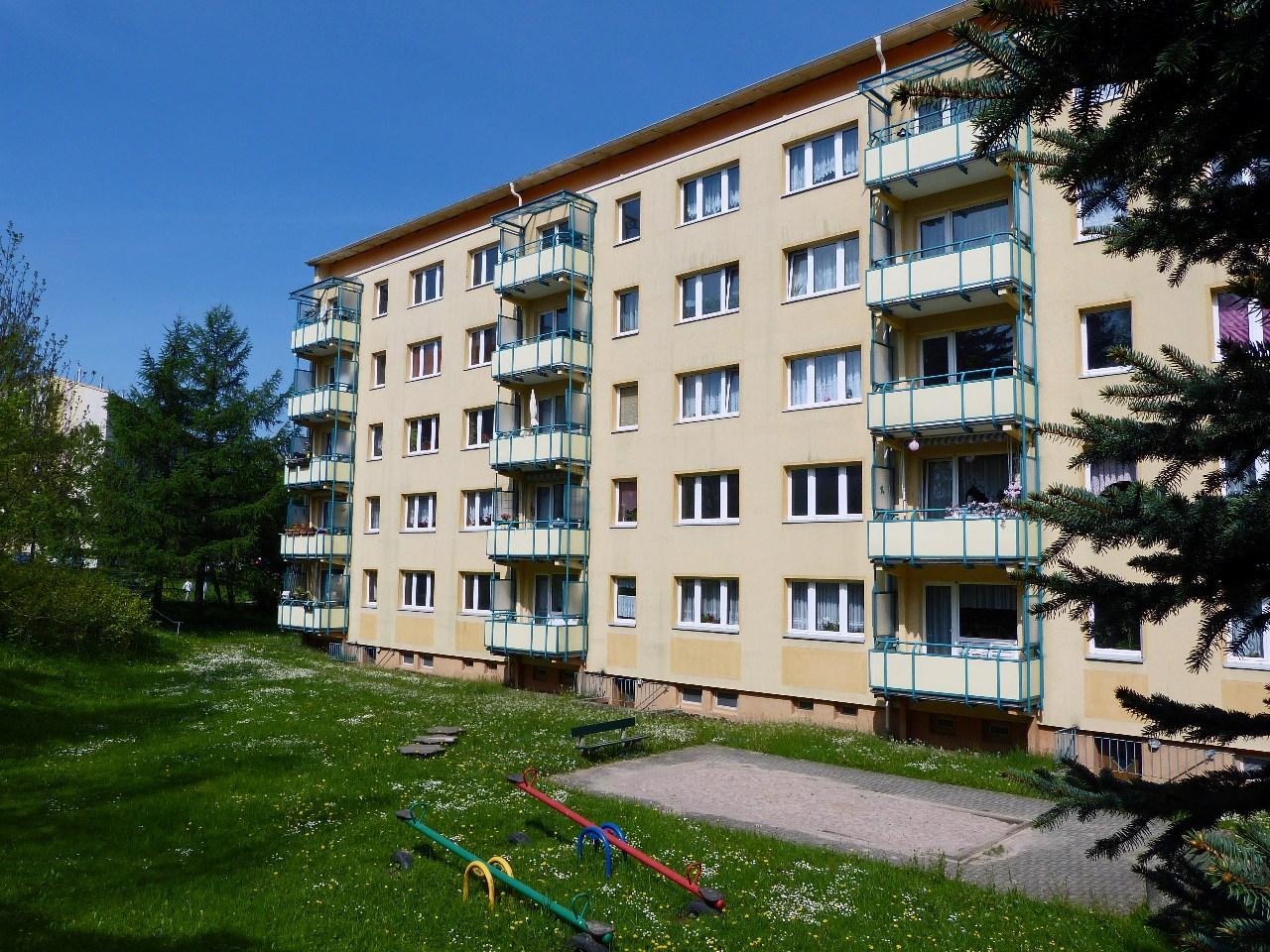 sanierte 3-Raum-Wohnung in Klinikumsnähe