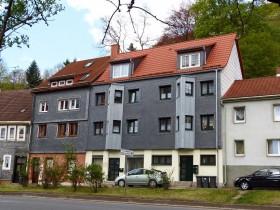 sanierte Zweiraumwohnung in kleiner Wohnanlage