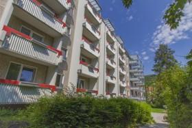 Altersgerechte 1-Raum-Wohnung mit Balkon!